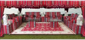 Arabic Tent, sadu tent
