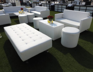 Sophie 2 Seaters Sophie 3 Seaters Indiana Ottoman and Roma Square Pouffes with Le MInou Cube Tables 2 1 300x233 - Sophie 2-Seater Sofa