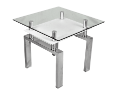 Square Glass Coffee Table e1474463610826 1 - Breve Square Glass Coffee Table