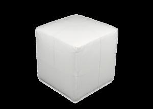 square pouffe, square ottoman
