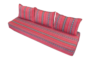 arabic low seating 3b 1 300x208 - Low Majlis Cushion
