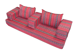 arabic low seating 3c 1 300x210 - Low Majlis Cushion