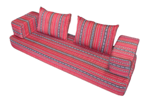 arabic low seating 3d 1 300x212 - Low Majlis Cushion