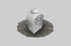 Areeka Event Rentals - Arabic Lantern
