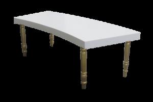 avalon curved gold dining table e1502866967186 1 1 300x200 - Avalon Curved Gold Dining Table