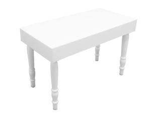 avalon rectangular white dining table 1 300x237 - Avalon Rectangular White  Dining Table e2fe11bfe075