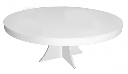 Round Coffee Table Png 4